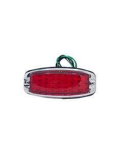 Led Tail Light Assembly. Left Side, (Except Fleetline 4-Door) 12 Volt Photo Main