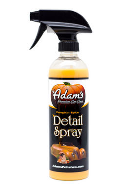 Adam's Detail Spray Pumpkin Spice Scent, 16 Oz Photo Main
