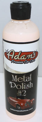 Adam's Metal Polish #2. Shine Maintainer - 16OZ Photo Main