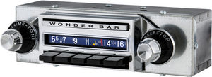 Chevy Car Wonderbar AM/FM/Stereo Radio Only Photo Main