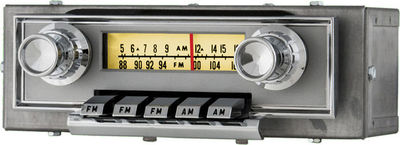 Ford Car Radio AM/FM Stereo Galaxie Radio Only Photo Main