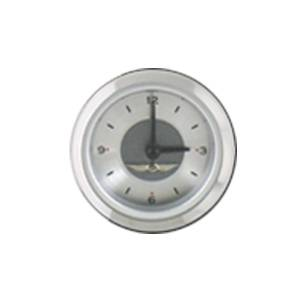 "Classic Instruments Clock. 2-1/8"" With Reset Button - All American Series 12v Photo Main"