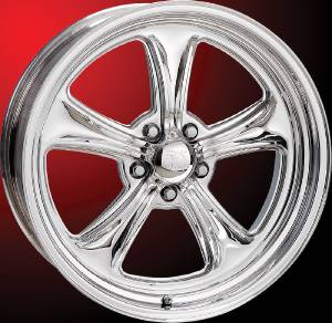 Wheels, Billet Aluminum  -  Cruise Line Series. Chicayne Photo Main