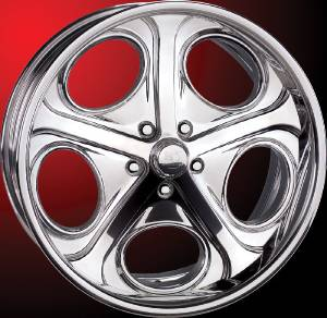 Wheels, Billet Aluminum  - Profile Series. Magnum Photo Main