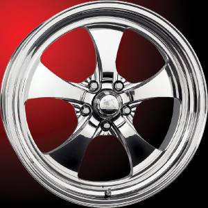 Wheels, Billet Aluminum  - Street Smart Series. Street Star Photo Main