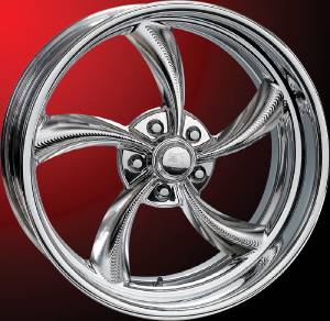 Wheels, Billet Aluminum  - SLC Series. SLC75 Photo Main