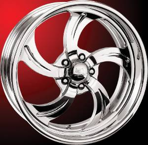 Wheels, Billet Aluminum  - SLG Series. SLG02 Photo Main