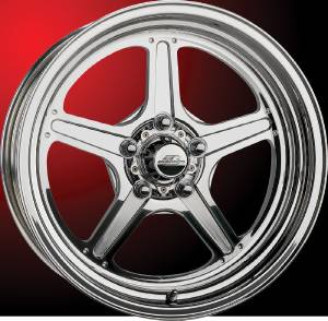 "Wheels, Billet Aluminum  - Street Lite Series. 16"" & 17"" Street Or Strip Photo Main"