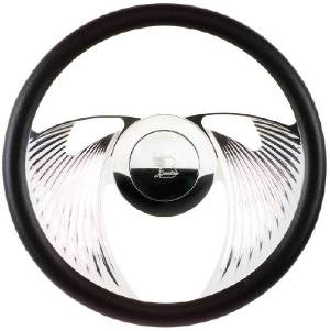 Steering Wheel, Billet, Half Wrap -14 Inch, Eagle Photo Main