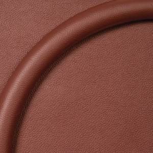 "Steering Wheel Half Wrap For Billet Wheel -15.5"" Burgundy Leather Photo Main"