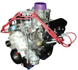 Crate Engine, Ford - Iron Head 347ci - 330hp With Carb & Ignition Photo Main