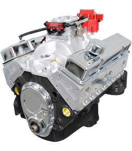 Crate Engine, GM - 355ci (Chevy Small Block) Aluminum Heads - 390hp & F.A.S.T. EZ Fuel Injection Photo Main