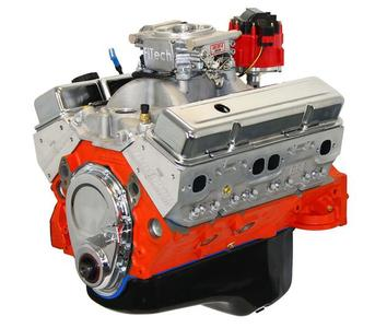 Crate Engine, GM - 383ci (Chevy Small Block) With Aluminum Heads - 438hp With F.A.S.T EZ Fuel Injection Photo Main