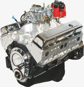 Crate Engine Gm- 383ci (Chevy Small Block) Aluminum Heads 430hp Carb & Ignition Photo Main