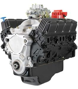 Crate Engine, Mopar, 408ci. Chrysler Magnum Iron Head - 375hp With Carb & Ignition Photo Main