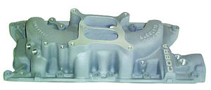 "Intake Manifold - Ford. ""Cobra"" Four Barrel. Hi-Rise - 289 & 302 Photo Main"
