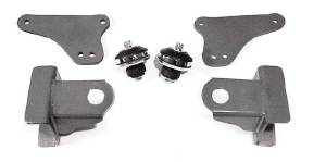 Engine Mounting Kit. Weld-On For 48-52 Ford Trucks, Ford Small Block With Stock Suspension Photo Main