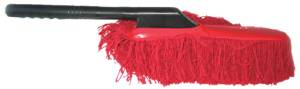 Car Duster -Cotton W/Plastic Handle & Carry Case *The Original California Car Duster* Photo Main