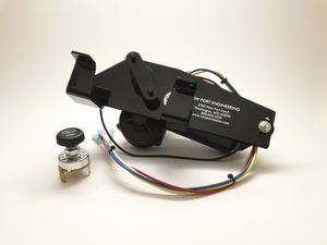 Cadillac (Series 60) Electric Wiper Motor 12 Volt  Photo Main
