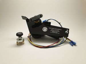 Cadillac (Series 61) Electric Wiper Motor 12 Volt  Photo Main