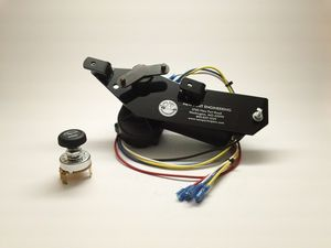 Lincoln OL Electric Wiper Motor 12 Volt Photo Main