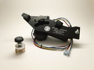 Lincoln IL Electric Wiper Motor 12 Volt Photo Main