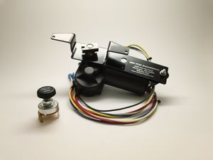 Packard Late 1949 - 1956 Passenger Car Electric Wiper Motor 12 Volt Photo Main