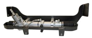 Rack and Pinion Kit: Impala 58-60 SB Pwr w/Floor shift Polished Column Photo Main