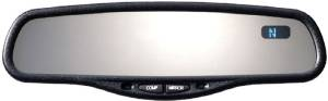 Rear View Mirror -Auto Dimming With Compass Photo Main