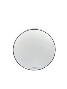 "Rear View Mirror, Fatties Super - Round Head 3-1/2"" Polished Photo Main"