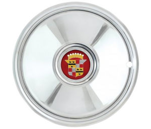 Wheel Covers- Cadillac Sombrero Style 16''- Set of 4 Photo Main