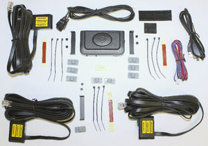 HP-905 Xtreme Blinder Laser Jammer - Compact Triple Sensor Photo Main