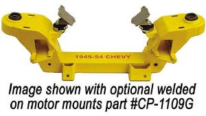 Crossmember (Bolt-On) For Mustang II/ Pinto Front End. Fits 49-54 Chevy Car Photo Main