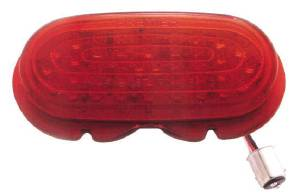 Led Tail Light Lens. 42-48 Ford 12 Volt Photo Main