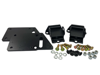 "Motor Mount Kit  Mounts LS Chevy Engines In Cars Setup For Small Block. Sets Engine Back 1"" Photo Main"