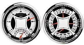 "Instrument Gauges - Auto Meter Mcx Series, 5"" Speedo Tach Combo & Quad Gauge Set Photo Main"