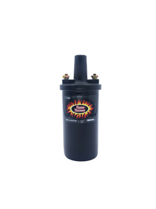 Ignition Coil, 6 Volt 1.5 Ohm - Black Pertronix Photo Main