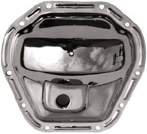 Differential Cover, Chrome Dana 60  -10 Bolt (Includes Gasket & Hardware) Photo Main