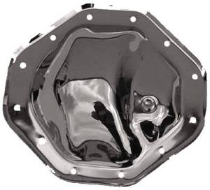 "Chrome Dodge Ram Differential Cover With 9.25"" Ring Gear - 12 Bolt (Includes Gasket & Hardware) Photo Main"