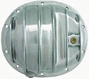 Differential Cover, Polished Aluminum Dana 35 -10 Bolt (Includes Gasket & Hardware) Photo Main