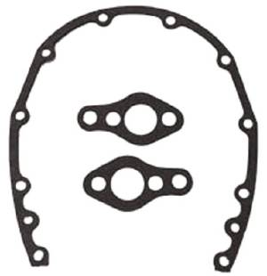 Timing Chain Cover Gasket For Small Block Chevy Photo Main