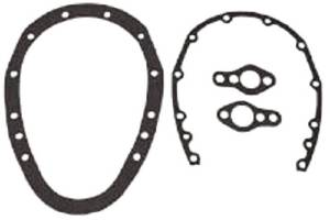 Timing Cover Gasket Set - Small Block Chevy (2 piece) Photo Main