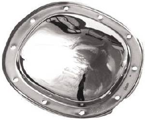 Differential Cover, Chrome Camaro  -10 Bolt (Includes Gasket & Hardware) Photo Main