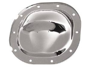"Chrome Ford 8.8"" Ring Gear Differential Cover - 10 Bolt (Includes Gasket & Hardware) Photo Main"