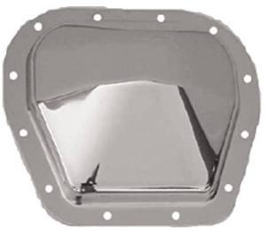 "Chrome Ford 9.5"" Ring Gear Differential Cover - 12 Bolt (Includes Gasket & Hardware) Photo Main"