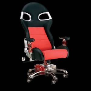 Office Chair, Grand Prix Series, Many Features, 3 Color Photo Main