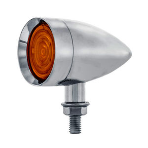 Park Light/ Turn Signal -Rod Lights. Amber LED Photo Main