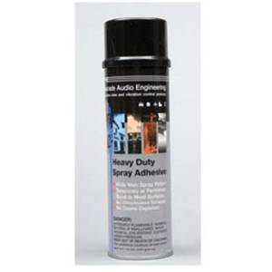 Sound Deadener, Spray Web Adhesive  -Acoustic Panels/. 12 Oz. Spray Can Photo Main