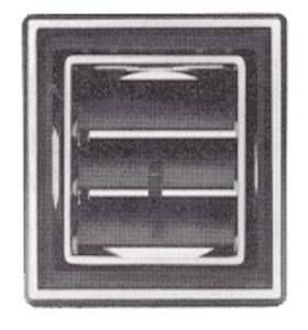 "Air Conditioning Vents - In Dash, Rectangular (2-3/4"" X 2-1/2"") Photo Main"