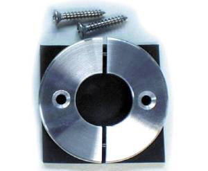 Trim Plate - Split & Pinned, Round Plate With Round Hole Photo Main